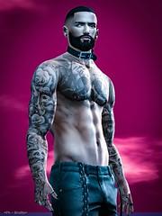 Rabioso (βяυттσ) Tags: beard body camera domination dark evil exotic fly gesture hot model nude photo pose rock secondlife sexual tattoo vitualworld vitualboy vitualgame wow wtf