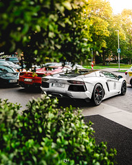 You Only Live Once (rolandkalviste) Tags: yolo lamborghini lambo aventador aventadorsv tallinn estonia eesti automotive auto cars car carphotography carspotting summer