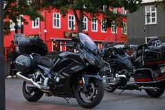 GKE-3410 (GKE/photos) Tags: iceland ingólfstorg reykjavík biker motorbike