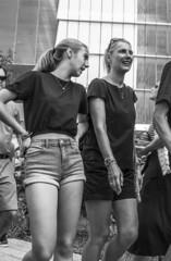 DSC00579_epgs (Eric.Parker) Tags: ny nyc newyork bigapple usa july 2019 manhattan highline bw mother daughter