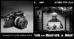 Same Photographer, Camera, Lens and Film, plus 43 years (jimhairphoto) Tags: heddy baltictrader puertovallarta mexico crew rigger photographer canon f1 ilford fp4 35mm film blackandwhite blancetnoir schwarzeweiss blancoynegro blancinegre siyahrebeyaz jimhairphoto 1976 2019
