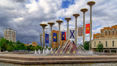 Moscow, Russia: Fountain Music Glory (nabobswims) Tags: fountain fountainmusicglory hdr highdynamicrange ilce6000 lightroom mirrorless moscow nabob nabobswims photomatix ru russia sel18105g sonya6000