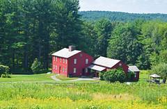 Alcott Farmhouse - In Explore (RockN) Tags: 1000placesusa fuitlands museum august2019 harvard massachusetts newengland