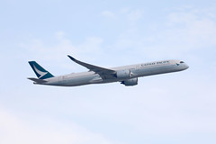 Cathay Pacific A350-1000 B-LXK departing HKG/VHHH (Jaws300) Tags: hongkongcheklapkokinternationalairport cheklapkok cheklapkokairport cheklapkokinternationalairport lantauisland cathaypacific cathaypacificairways canon5d rollsroyce jet centralasia asia asian rr trent xwb blxk cathay pacific airbus a3501000 airways hong kong chek lap kok international airport lantau island canon 5d cx cpa swire airline airlines a351 a350 takeoff departure departing hkg vhhh hkia clk eos