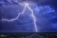 Tailgate party (Dave Arnold Photo) Tags: nm nmex newmex newmexico loslunas manzano riogrande valley lightning lightening desert storm stormy thunderstorm thunder image pic us usa picture severe photo photograph photography photographer davearnold davearnoldphotocom night scenic cloud rural party summer badweather top wet canon 5d mkiii 24105mm huge big valenciacounty landscape nature monsoon outdoor weather rain rayos cloudy sky cloudburst raincolumn rainshaft season mountains southwest monsoons strike albuquerque abq