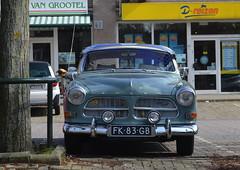 1962 Volvo Amazon FK-83-GB (Stollie1) Tags: 1962 volvo amazon fk83gb horst