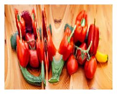still live (rcfed) Tags: hasselblad mediumformat digital vegetables reflection color still live