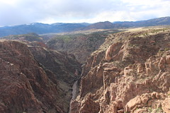 Looking out from the Royal Gorge Bridge in Canon City, Colorado (Hazboy) Tags: hazboy hazboy1 royal gorge bridge canon city colorado april 2019 us usa america