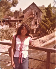Knott's Berry Farm, 1978 (STUDIOZ7) Tags: knotts smuckers park theme amusement california ca attraction 1970s 70s seventies woman girl asian