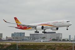 Hong Kong Airlines A350-941 (B-LGE) LAX Approach (1) (hsckcwong) Tags: hongkongairlines a350941 a350900 a350 blge klax lax