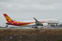 Hong Kong Airlines A350-941 (B-LGE) LAX Landing (hsckcwong) Tags: hongkongairlines a350941 a350900 a350 blge klax lax