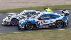 KCMG Nissan GTR Nismo GT3 / IronForce Racing Porsche 911 GT3R (-TK PHOTOGRAPHY-) Tags: nissan gt3 gtr gt3r 24h kcmg ironforce racing ringpolice nürburgring photography photo canon 7d panning action awesome flickr