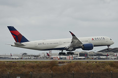 Delta Air Lines A350-941 (N512DN) LAX Approach (4) (hsckcwong) Tags: deltaairlines a350941 n512dn a350900 a350 lax klax