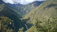 Andean Valley (Chemose) Tags: sony ilce7m2 alpha7ii mai may pérou peru incatrail chemindelinca caminoinca paysage montagne mountain andes vallée urumba rivière rio river forêt forest hdr