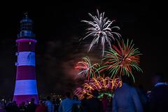 British Fireworks Championships 2019 - Plymouth, 15-08-2019 (pgosling1979) Tags: fireworks championship british plymouth hoe night display