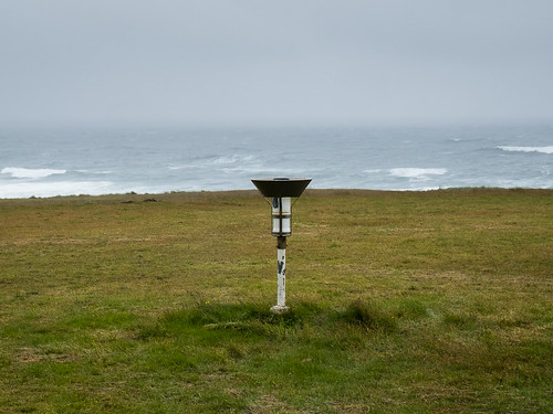 "The Rain gauge at farm Sauðanes • <a style=""font-size:0.8em;"" href=""http://www.flickr.com/photos/22350928@N02/48549480257/"" target=""_blank"">View on Flickr</a>"