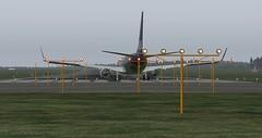 b738 - 2019-08-16 03.05.13 (Rell Brown) Tags: scandinavian airlines boeing 737800 737ng xplane xp11 fsx flight fs2004 fs9 skelleftea sweden