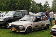 1987 Toyota Starlet 1.0 DX (rvandermaar) Tags: 1987 toyota starlet 10 dx rl40py sidecode4 toyotastarlet ep70 p70 p7