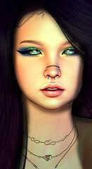 σғғ тσ sεε тнε ωιzαя∂ ;) (мємиσ¢) Tags: cute pretty glam avi up close beauty eyes green