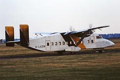G-LEDN Short 330 Titan CVT 28-06-94 (cvtperson) Tags: gledn short 330 titan coventry airport cvt egbe