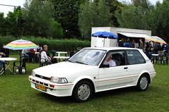 1987 Toyota Corolla GT 1.6 Twin Cam 16V (rvandermaar) Tags: 1987 toyota corolla gt 16 twin cam 16v toyotacorolla e80 e8 sidecode4 sn08hx