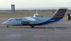 EX-27003 UAFM 12-07-2019 TezJet Air Company British Aerospace BAe 146-200 CN 2296 (Burmarrad (Mark) Camenzuli Thank you for the 19.8) Tags: cn air company british bae aerospace 2296 146200 uafm tezjet 12072019 ex27003