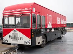 Photo of 2019 Silverstone Classic: Williams transporter