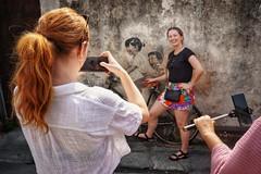 Street Art (-Faisal Aljunied - !!) Tags: faisalaljunied streetart penang georgetown malaysia sonya6400 armenianstreet