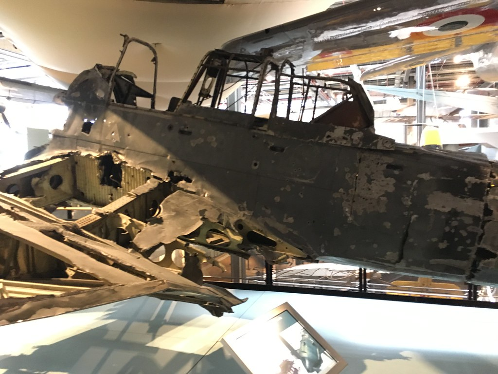 Image result for German stuka dive bomber work number 5856 berlin museum