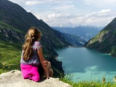 Auszeit (UlvargHS) Tags: auszeit ruhe entspannen wandern reisen kaprun stausee hochgebirge gebirge wasser österreich ulvarg olympus affinityphoto
