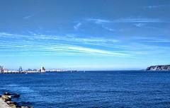 Cielos despejado (eitb.eus) Tags: eitbcom 30487 g1 tiemponaturaleza tiempon2019 paisajes bizkaia getxo juantxuaberasturi