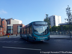 CX12DTN 3146 Arriva Buses Wales in Chester (Nuneaton777 Bus Photos) Tags: arriva buses wales wright pulsar cx12dtn 3146 chester