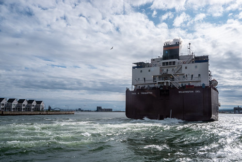 Paul R. Tregurtha Ship Arrival in Duluth 8/13/19 #shipping #greatlakes #laker