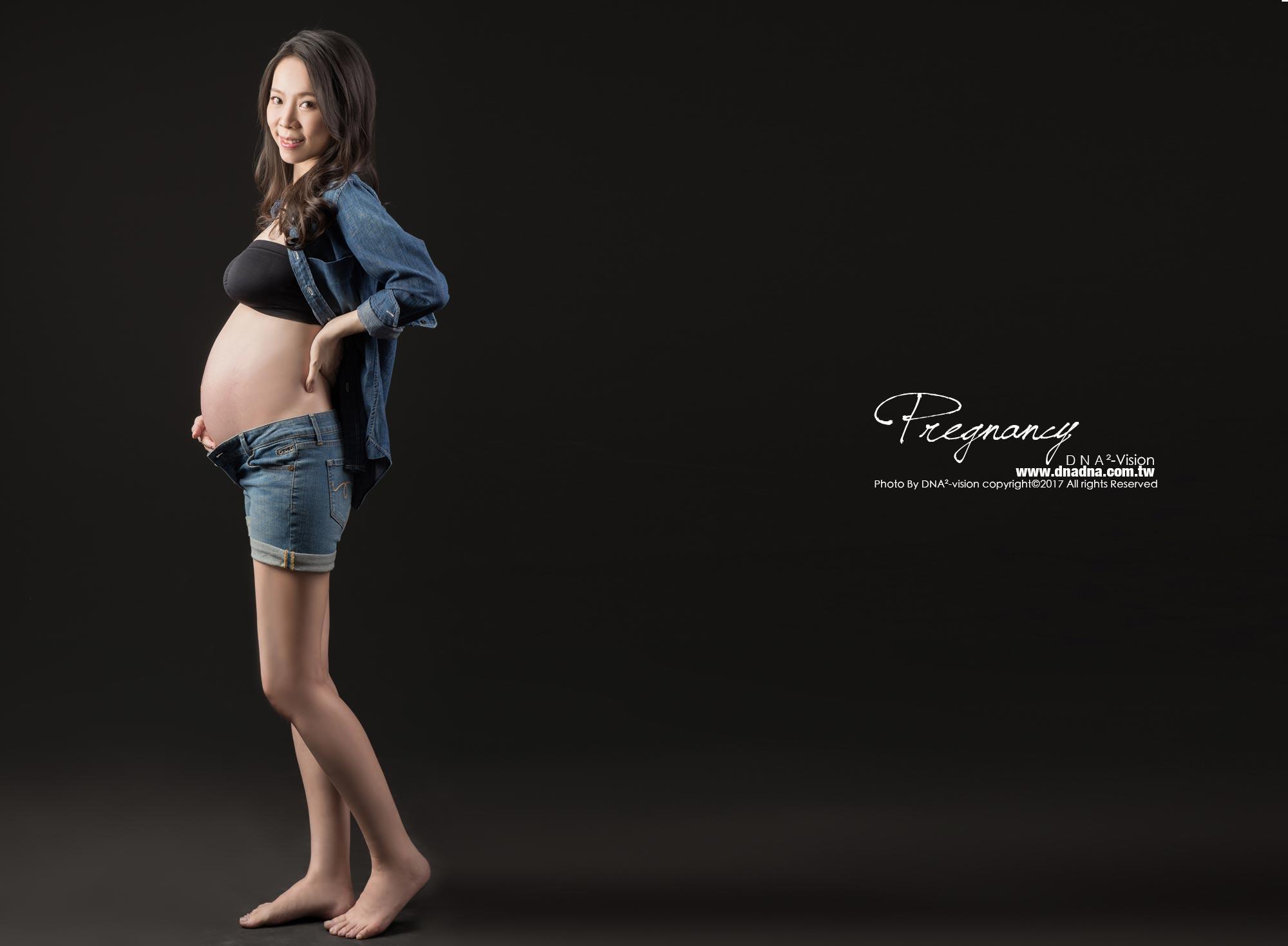 《孕婦寫真》tiffany/雙胞龍鳳胎
