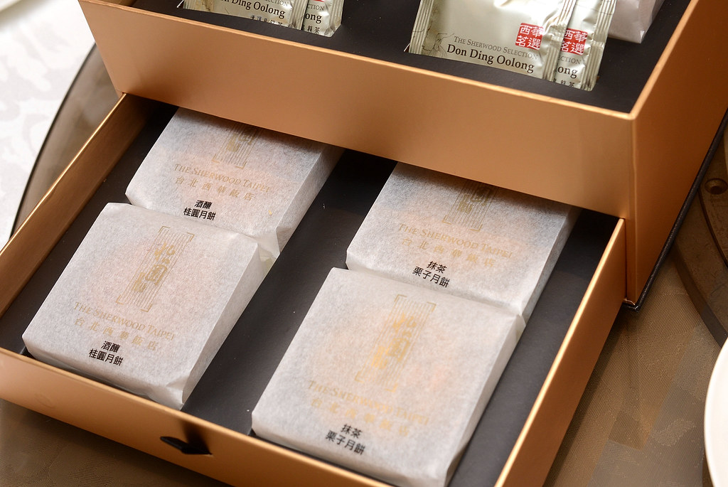 西華飯店中餐廳月餅