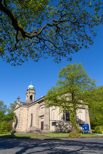 Church of St John the Baptist, Buxton