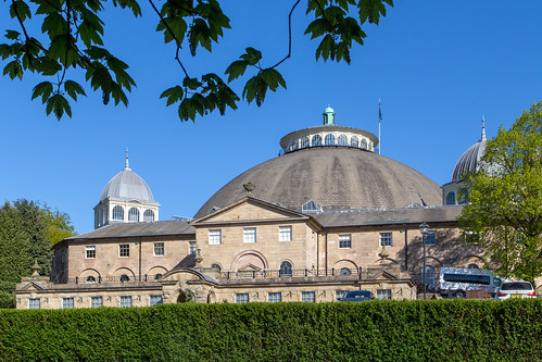 Devonshire Dome, Buxton
