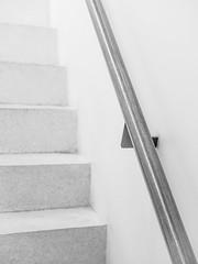 Up!B&W.jpg (Klaus Ressmann) Tags: omd em1 abstract china interior klausressmann moganshanmountain winter architecture blackandwhite contemporary design flcabsoth minimal stair omdem1