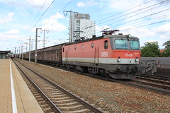 ÖBB 1144 069 at Wien Simmering 8 august 2019 (Remco van den Bosch 72) Tags: 1144069 wenen wien wiensimmering eisenbahn electrischelocomotief eloc elok railway rails railwaystation trein train transport treinspotten trainspotting track austria spoor spoorwegen station freighttrain goederentrein güterzug goederenwagon cargo cargotrain vienna bahn bahnhof locomotief locomotive oostenrijk öbb