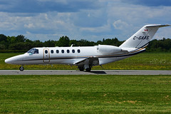 C-GAAS (AirSprint) (Steelhead 2010) Tags: airsprint cessna c525 citationjet bizjet yhm creg cgaas
