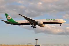 B-16710 Boeing 777-300ER Eva Air (eigjb) Tags: london heathrow airport egll lhr jet transport airliner aviation aircraft airplane plane spotting 2019 aeroplane b16710 boeing 777 eva air taiwan b777 777300er taipei