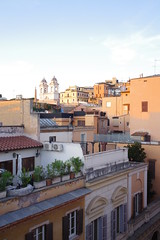 Rome (Area Bridges) Tags: rome italy 2019 201908 20190805 august hotelhoms view balcony