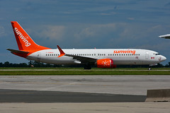 C-FMXA (Sunwing Airlines) (Steelhead 2010) Tags: sunwingairlines boeing b737 b737max8 yhm creg cfmxa