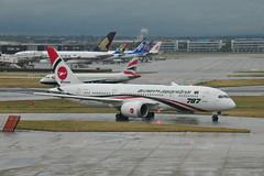S2-AJS Boeing 787 Bangladesh Biman (eigjb) Tags: london heathrow airport egll lhr jet transport airliner aviation aircraft airplane plane spotting 2019 aeroplane s2ajs boeing 787 bangladesh biman b787 dreamliner