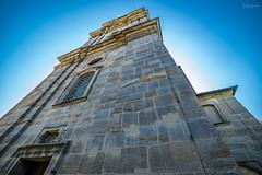Mariahilfberg Amberg (P.Höcherl) Tags: 2019 nikon d800 samyang walimexpro 14mm church kirche mariahilfberg amberg oberpfalz bayern deutschland germany bavaria upperpalatinate steeple kirchturm