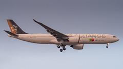 CS-TUK (gankp) Tags: cstuk staralliancelivery tapairportugal lisbon washingtondullesinternationalairport international airbusa330941 a330neo