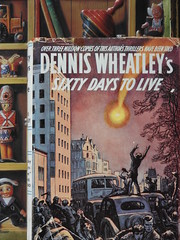 And on a lighter note (Couldn't Call It Unexpected) Tags: book days live 60 wheatley dennis novel horror fiction