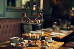 Afternoon Tea (Hotel du Vin & Bistro) Tags: food foodshoot afternoontea fb scone tea sandwich henley london uk
