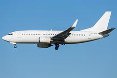 Bul Air B737-3H4(WL) LZ-BVS (wapo84) Tags: ams eham b737 lzbvs bulair