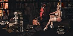 It Takes a Gentleman and a Lady (Prophet ●) Tags: zerkalo nutmeg kunst minimal